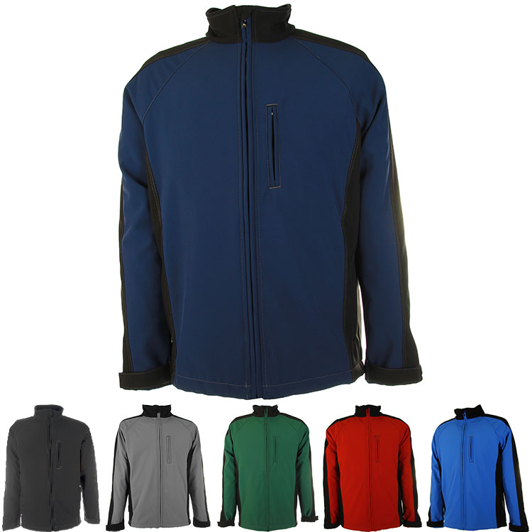 Made To Match Softshell-jack Brest