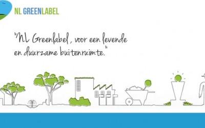 Varna Confectia Sales Europe  en NL Greenlabel werken samen voor een duurzame buitenruimte