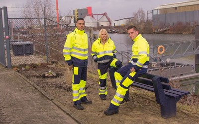 Nieuwe Safety Line Folder