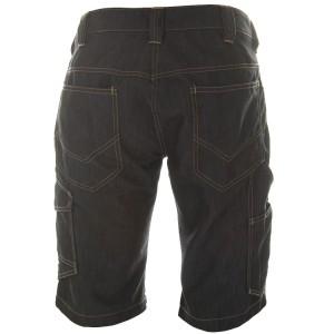 Spijkerbroek kort Canberra_achterkant